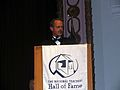 Joe Underwood speaks at the National Teachers Hall of Fame.jpg