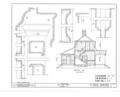 Joel Lane House, 728 Hargatt Street, Raleigh, Wake County, NC HABS NC,92-RAL,2- (sheet 4 of 6).png