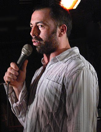 Joe Rogan - Rogan performing in December 2011