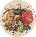 Johann Wilhelm Preyer - Stillleben mit Blumen, Vögeln und Obst.jpg