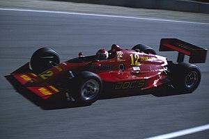 John Jones (racing driver) - Jones' 1991 Champ Car