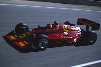 John Jones (racing driver) - Jones' 1991 Champ Car