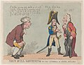 John Bull Listening to the Quarrels of State Affairs Met DP884686.jpg