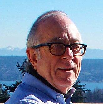 John G. Cramer - Image: John G. Cramer, 2012