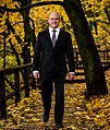 John M Dougan Walkking forest, photo by Olga Leonova.jpg