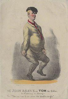 John Reeve (actor) British actor