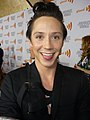 Johnny Weir 2010 GLAAD Media Awards.jpg