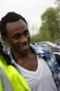 Jonathan Pitroipa Burkinabé footballer