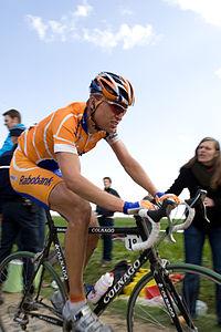 Joost Posthuma Paris-Roubaix 2008.jpg