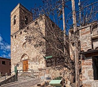 Jorba - St. Peter's church