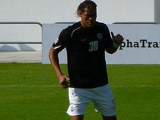 Detinho Brazilian footballer