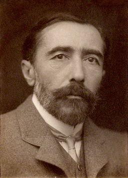 Joseph Conrad, Fotografie von George Charles Beresford, 1904