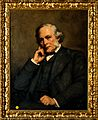 Joseph Lister, 1st Baron Lister (1827 – 1912) surgeon Wellcome V0017953.jpg