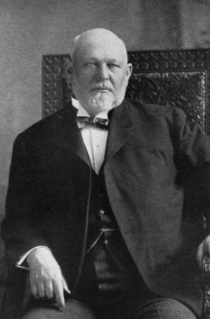 Joseph M. Carey American judge