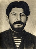 Josef Stalin in 1912