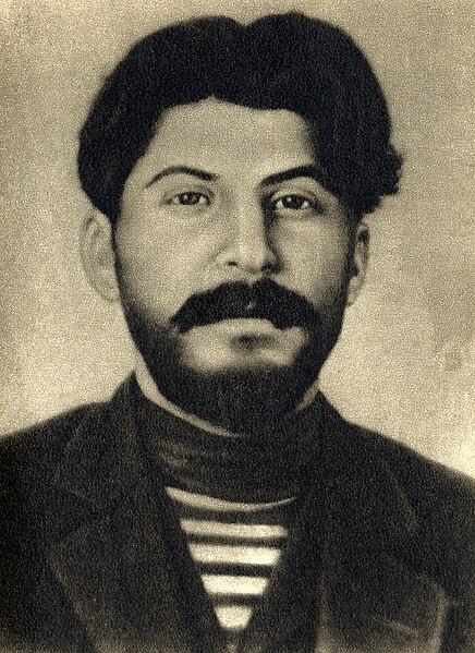 Файл:Joseph Stalin, 1912.jpg