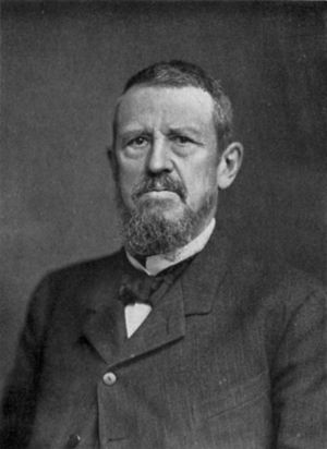 Joseph Wharton - Joseph Wharton, 1902