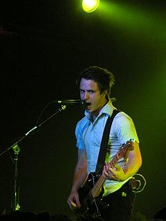Josh Farro American musician and songwriter