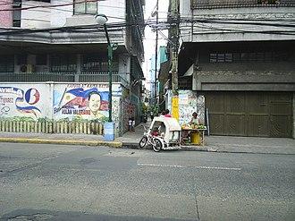Tondo, Manila - Image: Juan luna