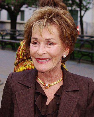 Judge Judy - Sheindlin in 2012