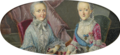Juliana Maria, Queen of Denmark and Theresa Natalia of Brunswick-Wolfenbüttel - Royal Collection.png