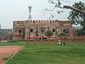 July 9 2005 - The Lahore Fort-A building east of the Hall of public audience.jpg