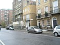 Junction of George Street and Montagu Mews South - geograph.org.uk - 1048013.jpg