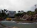 Jurassic Park Rapids Adventure ending - Universal Studios Singapore.jpg