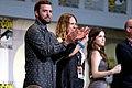 Justin Timberlake, Gina Shay & Anna Kendrick (28201863240).jpg