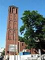 Köln St Johann Baptist nach Aufrichten des Turms 3.jpg