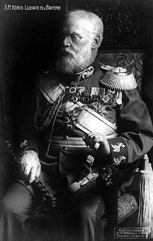 King of Bavaria - Ludwig III