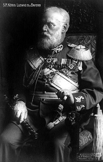 King of Bavaria - Ludwig III