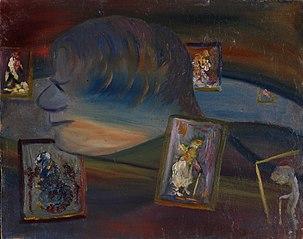 Schilderijen galerij