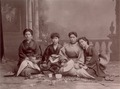 KITLV - 103764 - Lambert & Co. - Japanese women in Singapore - circa 1890.tif