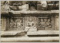 KITLV 12229 - Kassian Céphas - Reliefs on the terrace of the Shiva temple of Prambanan near Yogyakarta - 1889-1890.tif