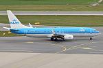 KLM, PH-BXL, Boeing 737-8K2 (23036904996).jpg