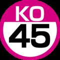 KO-45 station number.png