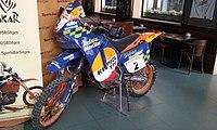 KTM-Dakar 2002-Jordi Arcarons.jpg