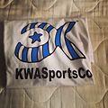 KWASportsCo T-shirts light blue and white logo.JPG