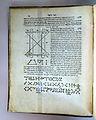 Kabbalistic texts 1701 JHM Amsterdam 08112012.jpg