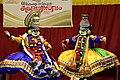 Kadhakali at Kerala state school kalothsavam 2019 4.jpg