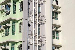 2015 Hong Kong heavy metal in drinking water incidents - Kai Ching Estate water plumbing