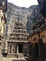 Kailasa Temple, Ellora Caves, Cave 16, Maharashtra, India.jpg