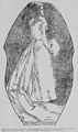 Kaiulani, Princess of Hawaii, As She Dresses For Conquests Among Our Soldier Boys. Rumor Now Says She To Marry Andrew Adams Of Winchester, Christmas Eve, newspaper illustration from The Richmond Time, 1898.jpg