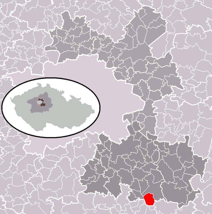 Kaliště (Prague-East District)