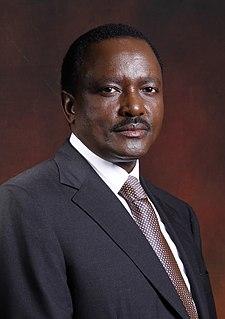 Kalonzo Musyoka Former Kenyan Vice President