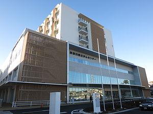 神奈川県立がんセンター - Wikip...