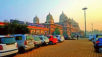 Kanpur Central railway station - Image: Kanpur Central Station