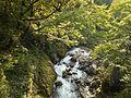 Kanzaki river, Yamagata (Gifu), 2014.jpg