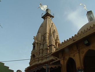 Religion in Pakistan - Shri Swaminarayan Mandir, Karachi